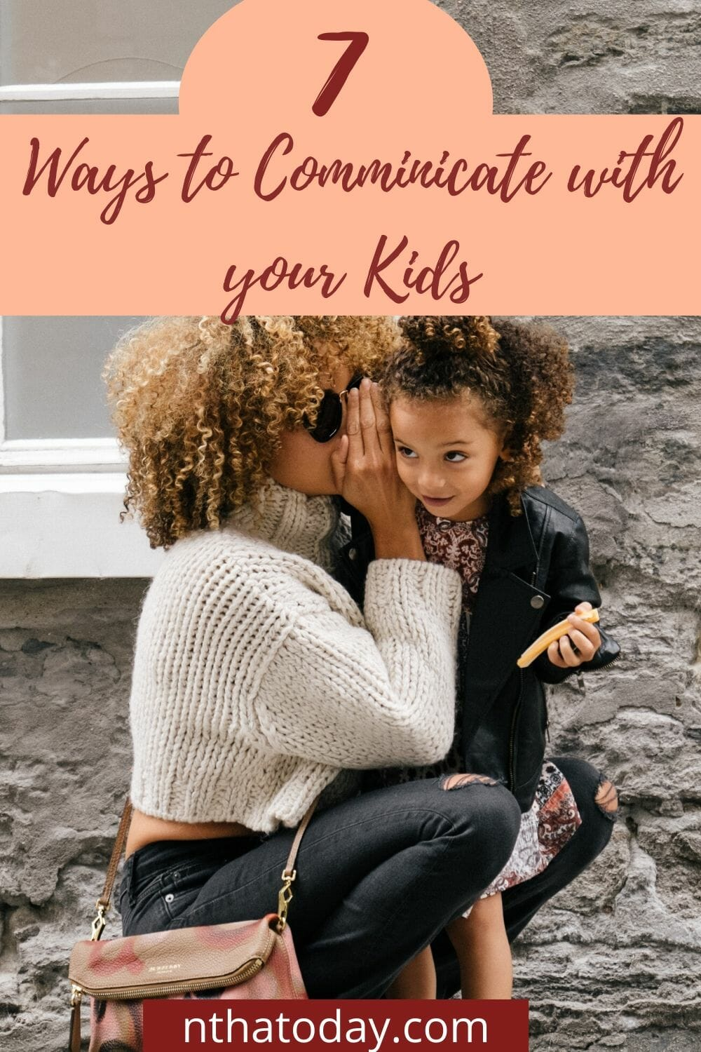 communication with your children